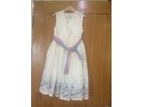 Girls Joules summer dress