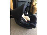 Mothercare group 0+ infant car seat