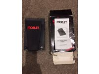 Morley Pro Series Wah Pedal from 1995