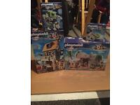 Playmobil Super 4 collection