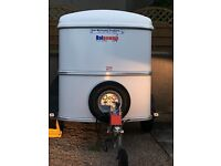 Ifor Williams BV64 Box Trailer