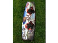 JOBE wakeboard. 138. ONO! Gerry Nunn, pro model MAKE ME AN OFFER