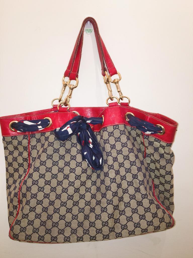 2427e9915f9ecb Genuine Gucci Positano Hobo Scarf Tote Bag | in St Pauls, Bristol ...