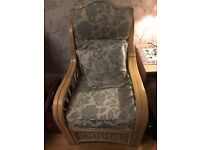 2 Chairs in excellent condition only 6 months old