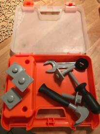 Tool box for kids