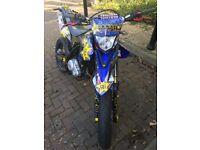 Yamaha 125 wr