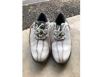 Footjoy Junior Golf Shoes Size 4 - excellent condition