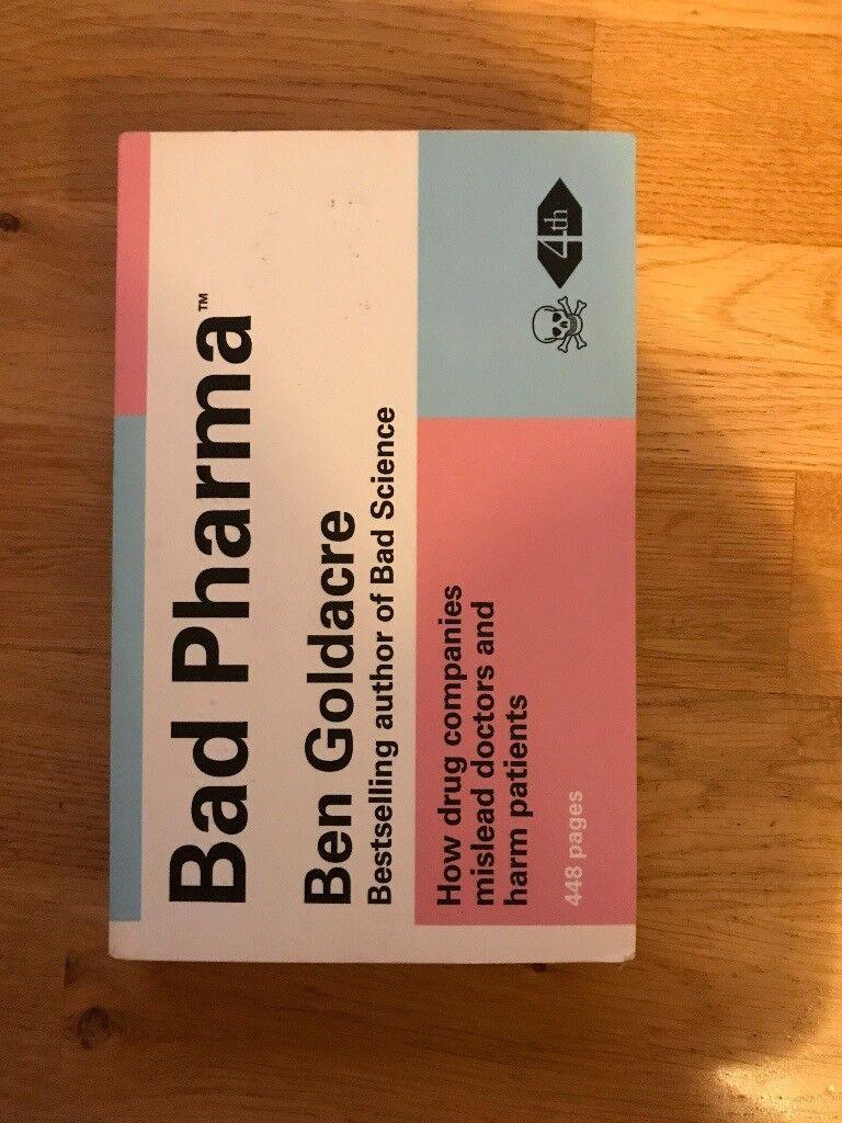 Book - Bad Pharma