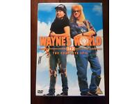 DVD - Waynes World 1 & 2