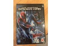 Amazing spider man DVD