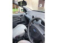 Ford Fiesta 11 months mot 400 Ono