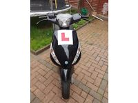 11 PLATE 50CC PIAGGO ZIP NICE CONDITION *URGENT*