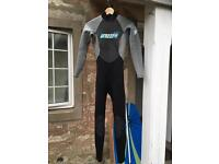 Ladies Reef Wetsuit 4:3 MM size M/S