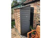 Garden Shed - wooden.