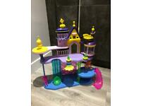 My Little Pony Canterlot and Seaquestria Castle Playset