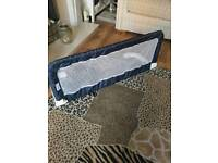Bed Guard, used once only