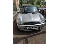 Silver 1.6 Mini Convertible 12 Month MOT Good Runner