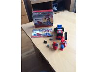 Transformers Lego Optimus prime