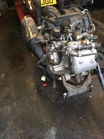 Honda sh 300 parts