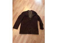 Strellson corduroy coat