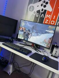 """MSI curved 32"""" 165hz Gaming Monitor"""