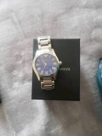 Armani watch bought from watch station