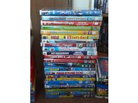 Childrens DVDs × 74. Pefect for car boot or personal use.