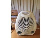 Heat fan on home move sale