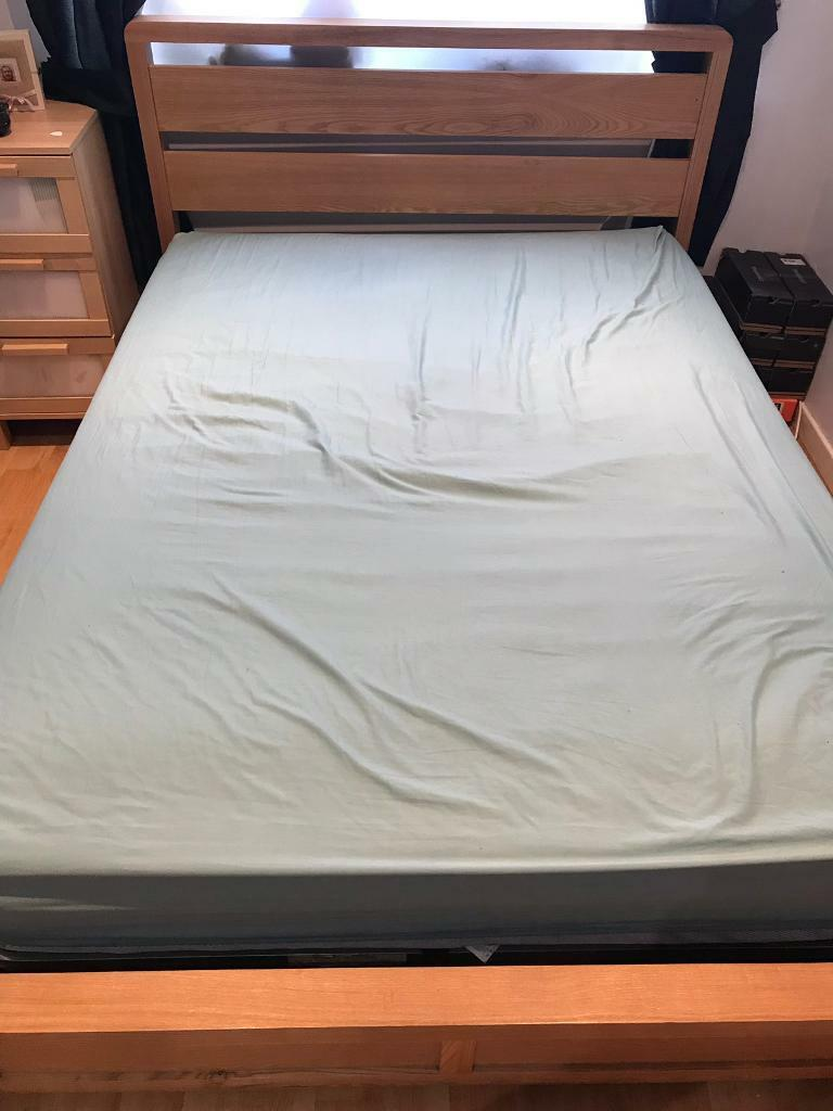 super popular c9afb 83c1c Double Ottoman Bed Frame | in Airdrie, North Lanarkshire | Gumtree