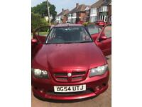 MG ZS 54 plate 1.8 low mileage
