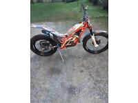 Gas gas 250 trials bike - Ono