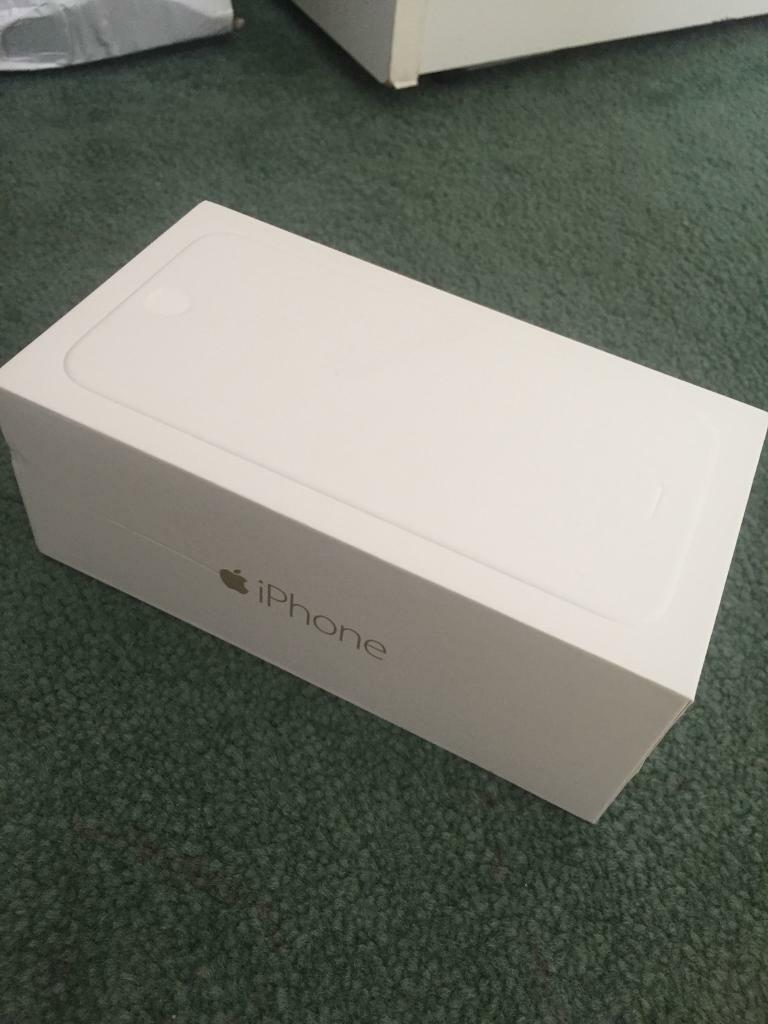 I phone 6 box only