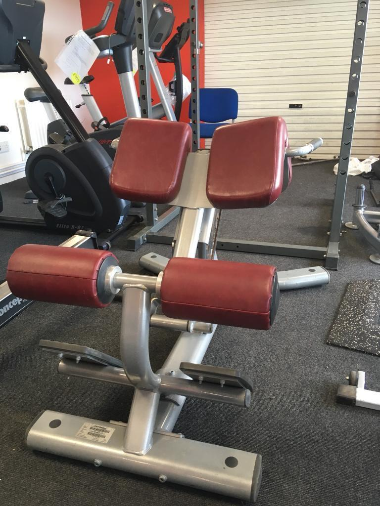 Life Fitness Signature Series Back Extension( | in Ballymoney, County  Antrim | Gumtree