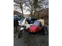 1987 BMW K100RS Sidecar outfit For Sale