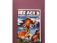 Ice age 3 dawn of the dinosaurs dvd