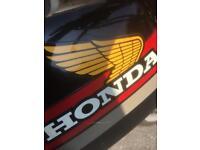 Honda rs 250 deluxe 1983