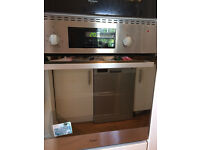 Integrated Whirlpool electric oven