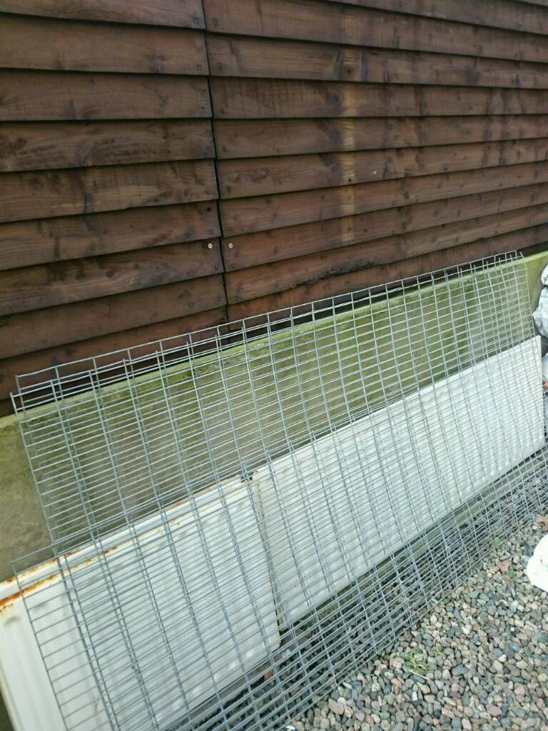 3 Strong wire mesh suitable for dog pound   in Ballymena, County ...