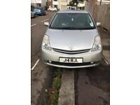 Toyota Prius 1.5 hybrid very low mileage with private number plate for sale....