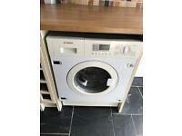 Bosch integrated washer dryer