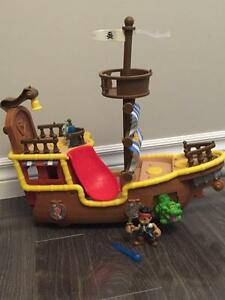 Fisher-Price Disney's Jake and The Never Land Pirates - Jake's M