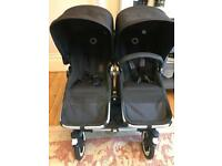 Bugaboo Donkey duo with extra accessories £750