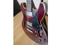 Aria Pro II TA 40 - Semi Hollow Body Guitar