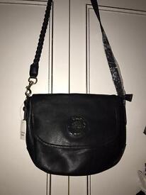 NWT black shoulder bag