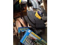 Scalextric set and extensions