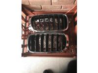 BMW X6/X5 f16 front grills