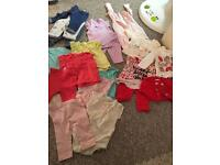 0-3 Months Old Bundle of Outfits