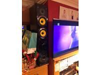 MX 1200 MATRIX Floor Standing Speakers