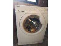 Hoover 7kg Washing Machine 1400rpm A+ Energy Can Deliver