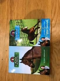 Tilly's horse tales children's books